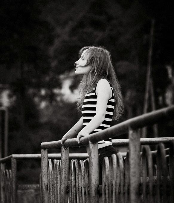 мысли на балконе