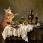 Виллем Клас Хеда, Завтрак с крабом