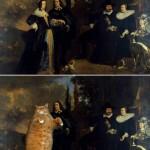 Бартоломеус ван дер Хельст, Семейный портрет