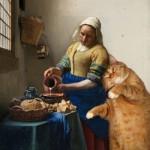 Ян Вермеер, Служанка с кувшином молока